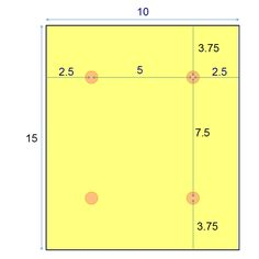 tutorial shows you recessed lighting layout spacing placement