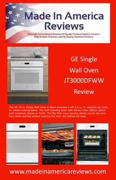 We Provide A Thorough And Honest Review Of The Made In America Ge Cool Honest Kitchen Reviews Inspiration Design