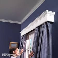 sliding door curtains with cornice - Google Search