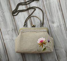 EL-Babymode - Andere Bekleidung und Accessoires  #tasche #handtasche #kabelka #handbag #bag #accessoires #embroidery #gestickt Coin Purse, Wallet, Purses, Fashion, Kids Clothes, Linen Fabric, Handbags, Pocket Wallet, Moda