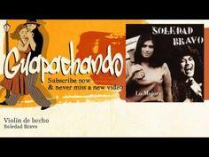 Soledad Bravo - Violín de becho - Guapachando