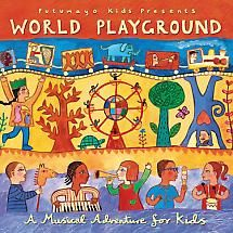 These CDs are great. Fantastic introduction to Jazz, African, and French music so far. World Playground is next on our list!