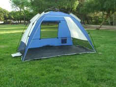 Genji Sports Instant Park and Beach SunShelter Ocean Blue ** Find out more about the great product at the image link. (This is an Amazon Affiliate link and I receive a commission for the sales)