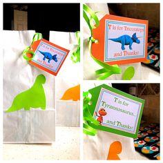Dinosaur Train Birthday Party by foodiebride