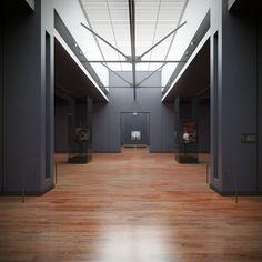 Art Gallery 3D model Art Model, Art Gallery, Architecture, 3d, Outdoor Decor, Models, Arquitetura, Templates, Art Museum