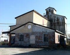 Early Feed Mill,  Hartville Ohio