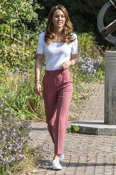 Looks Kate Middleton, Estilo Kate Middleton, Kate Middleton Outfits, Kate Middleton Fashion, Casual Kate Middleton, The Duchess, Duchess Of Cambridge, Trouser Outfits, Casual Outfits