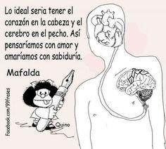 El corazon y el cerebro