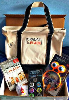 Come over to win this amazing Orange Is The New Black Netflix Prize Pack today! Will be over in a flash!