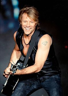 Jon Bon Jovi. Love it.