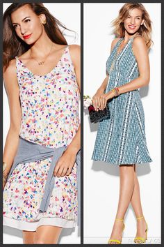 CAbi dresses & rompers for all your warm weather events! Taking pre-orders now!!