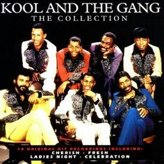 Kool & The Gang - Collection [Cd] England - Import 80s Music, Good Music, Cd Cover, Album Covers, Cds For Sale, Pop Albums, Van Halen, Just Friends, Ladies Night