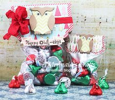 A Mermaids Crafts: Owl Be Home For Christmas Blog Hop Mermaid Crafts, Christmas Home, Mermaids, Stamps, Owl, Gift Wrapping, Happy, Projects, Blog