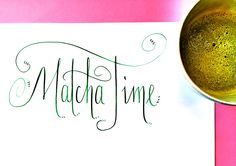 Matcha time  Designed by Callipony Feel free to contact me on Facebook.com/Callipony