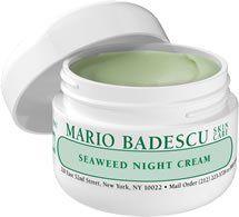 Seaweed Night Cream | Skin Care Products and Reviews | Night Creams - Mario Badescu Skin Care #MBWinner