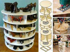 botník na topánky