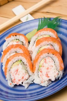 Making your own sushi is a lot easier than you might think. When you make sushi you usually cook all the rice you will need at once and prepare the other ingredients as the rice is cooking. Then it is just a question of assembling the sushi.