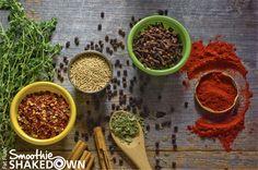 All-Purpose Shakedown Seasoning: Official Fat Flush Smoothie Shakedown Recipe