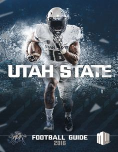 184 best photoshop ideas images in 2018 Utah State Football, College Football, Football Pictures, Sports Photos, Senior Day, Sports Cars Lamborghini, Poster Design Inspiration, Creative Inspiration, Sports Graphic Design