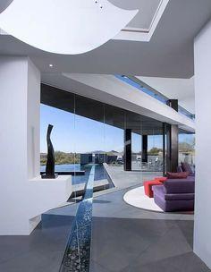 Amazing architecture e interior design!