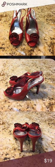 Anne Michelle heels Worn in good condition Anne Michelle Shoes Heels