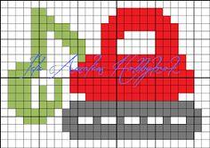 Ida Amalies Hobbykrok: januar 2014 Knitting Patterns Free, Knit Patterns, Free Knitting, Beading Patterns, Drops Design, Cross Stitch Charts, Cross Stitch Patterns, Drops Baby, Fair Isle Pattern