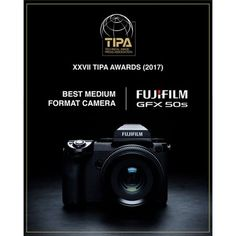 And the winner is  . GFX 50S: Best Medium Format Camera X-T2: Best Mirrorless CSC Expert X-T20: Best Mirrorless CSC Entry Level XF23mm F2 WR: Best CSC Prime Lens X100F: Best Professional Compact Camera #TIPA #TIPAAwards2017 #WINNING #Fujifilm #XSeries #FujifilmME #X_Series via Fujifilm on Instagram - #photographer #photography #photo #instapic #instagram #photofreak #photolover #nikon #canon #leica #hasselblad #polaroid #shutterbug #camera #dslr #visualarts #inspiration #artistic #creative…
