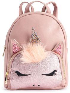 38a6d1a9fe Omg Accessories OMG Accessories Glittery Unicorn Mini Backpack