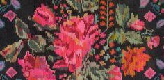 overdyed rug, rose rug, rosen kelim, rosen kilim, rozen kelim, rozen kelim, rose turkish rug