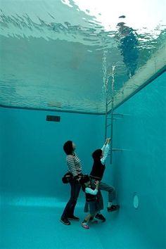 Amazing Japanese Fake Pool