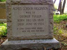 Cemetery below Eaglebrook School, Deerfield, MA 5/19/12