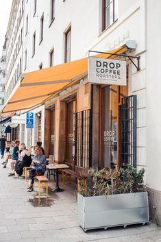 Best Coffee Shops in Stockholm