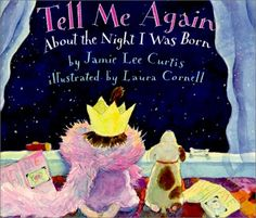 A sweet story of domestic infant adoption, as a little girl begs her parents to tell her about the night she was born and joined her adoptive family. Ages 4 & up.