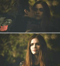 """ Lydia you're so smart I could kiss you right now! "" "" Do not kiss me! "" #Stydia #TeenWolf"