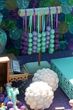 Sophie's mermaid bash | CatchMyParty.com