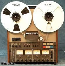TEAC 3440 four track tape recorder - Google Search