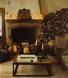 "Ralph Lauren Home Archives, ""St. Germain"" Living Room"