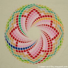 Sacred Geometry / Torus / by Sarjana Sky, via Flickr