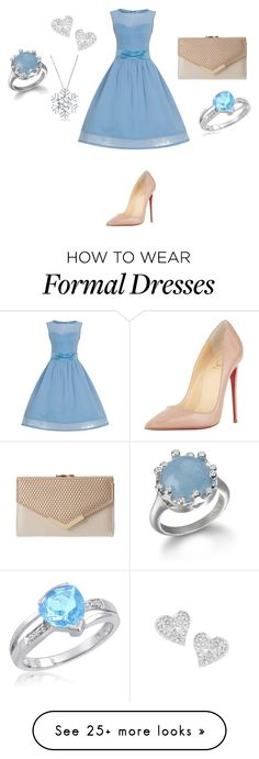 """""""Untitled #229"""" by alltimelow2010 on Polyvore featuring Christian Louboutin, Vivienne Westwood and Bling Jewelry"""
