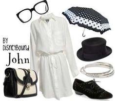 DisneyBound Outfits | John from Peter Pan