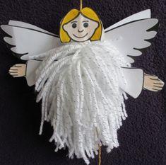 Engel van wol