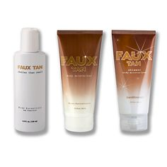 Special Offer: Faux Tan Sunless Tanner Set