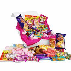 Deluxe Retro Sweet Box £29.99 - The Wedding Gift Company