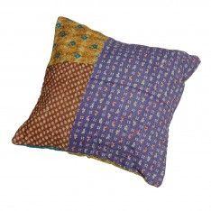 Sari Motif Pillow