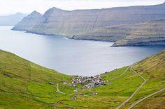 El mundo perdido de las islas Feroe - 101 Lugares increíbles