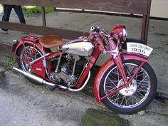Jawa 350 OH 1935