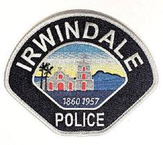 Irwindale PD Calif