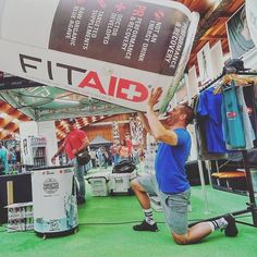 Inflatable Can for FITAID