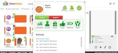 Free Technology for Teachers: Class Charts Is Now Available As a Free Edmodo App