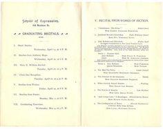 Rare School Ephemera - genealogy source plus other information